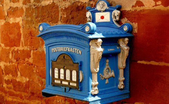 Paidmails Briefkasten
