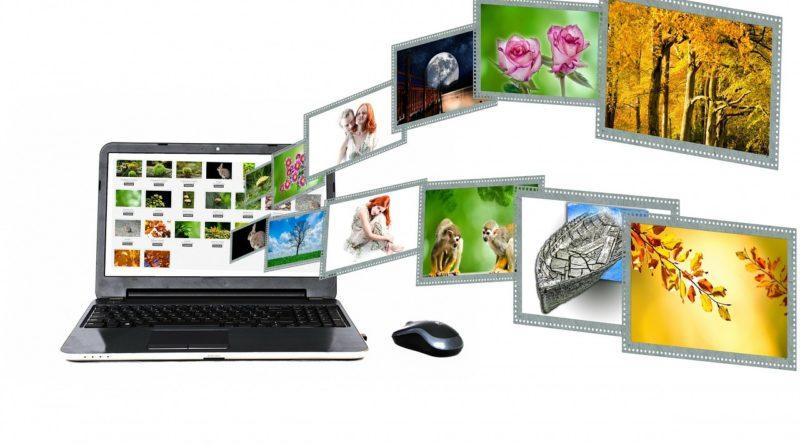 Fotos online Portfolio