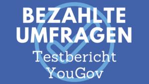 Testbericht YouGov