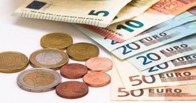 Geld - Euro und Cent