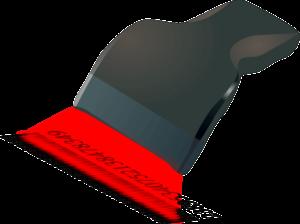 Handscanner mit Barcode